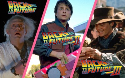 Triorecensie | Back to the Future 1, 2 & 3