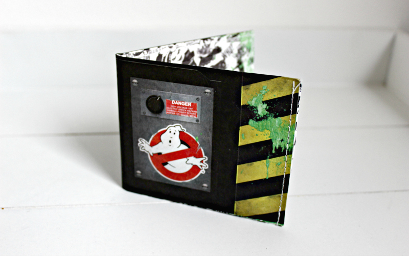 ZBOX - Ghostbusters wallet