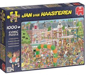 Jan van Haasteren Puzzelplaat