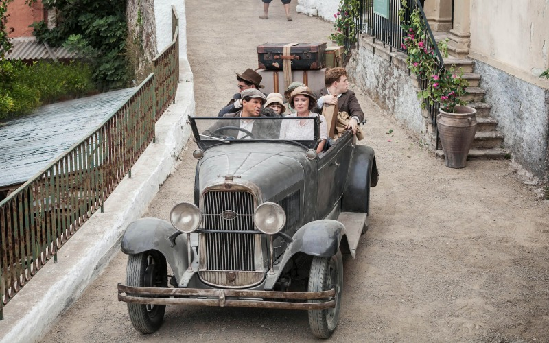The Durrells still