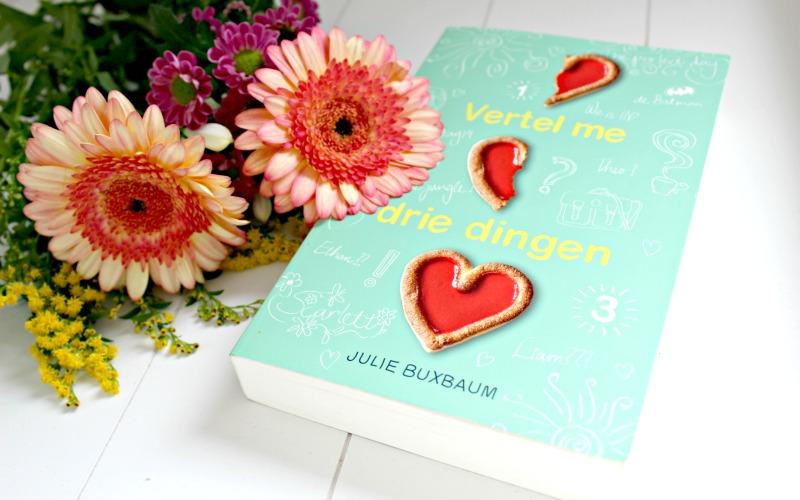 Vertel me drie dingen - Julie Buxbaum