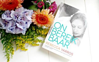 Boekrecensie | Onbereikbaar – Rebecca Yarros