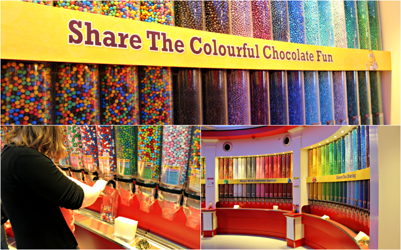 PicMonkey Collage - M&Ms World Londen