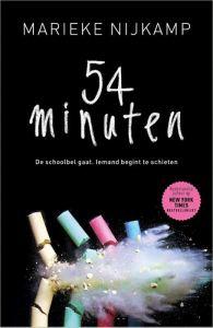 Boekrecensie   54 Minuten – Marieke Nijkamp