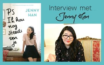 Interview met… Jenny Han