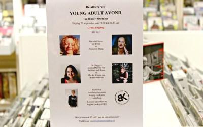 Verslag | YA-avond Binnert Overdiep