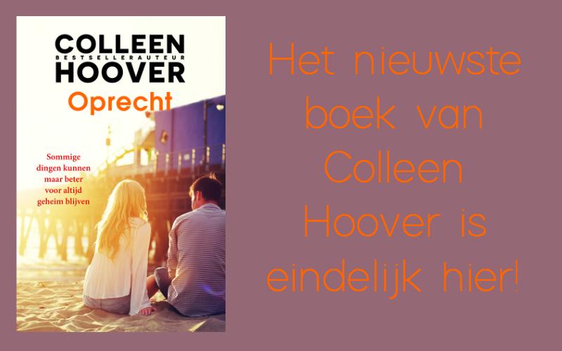 Boekrecensie | Oprecht – Colleen Hoover