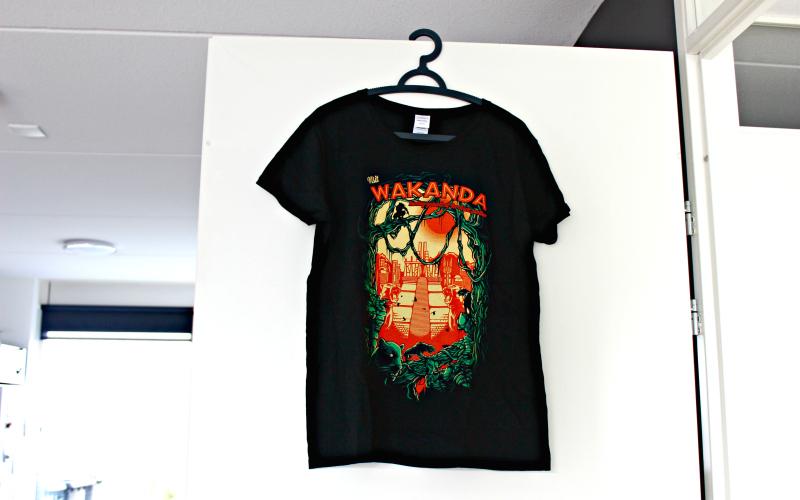 Marvellous Exclusive T-shirt (ZBOX exclusive)