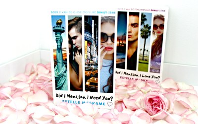Boekrecensie | Did I Mention I Need You? – Estelle Maskame