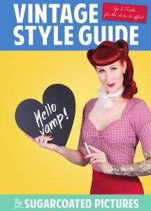 Boekrecensie   Vintage Style Guide