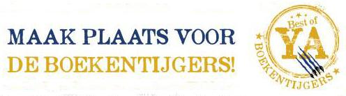 Best of YA Boekentijgers