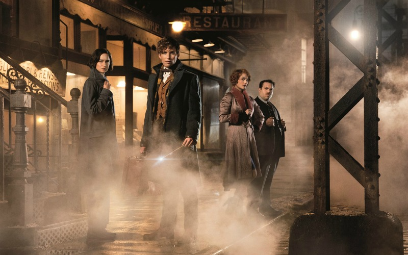 Filmrecensie   Fantastic Beasts and Where to Find Them