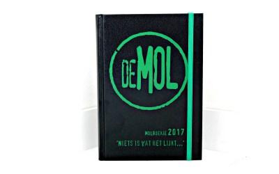 Molboekje 2017 | Ben jij al klaar voor Wie is de Mol?
