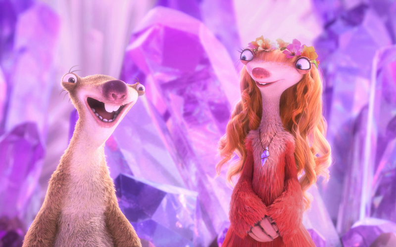 Ice Age Collision Course still