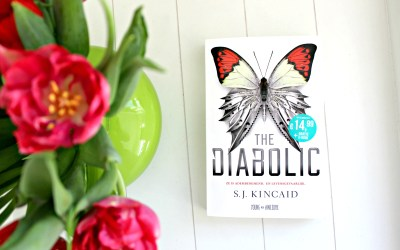 Boekrecensie | The Diabolic – S.J. Kincaid