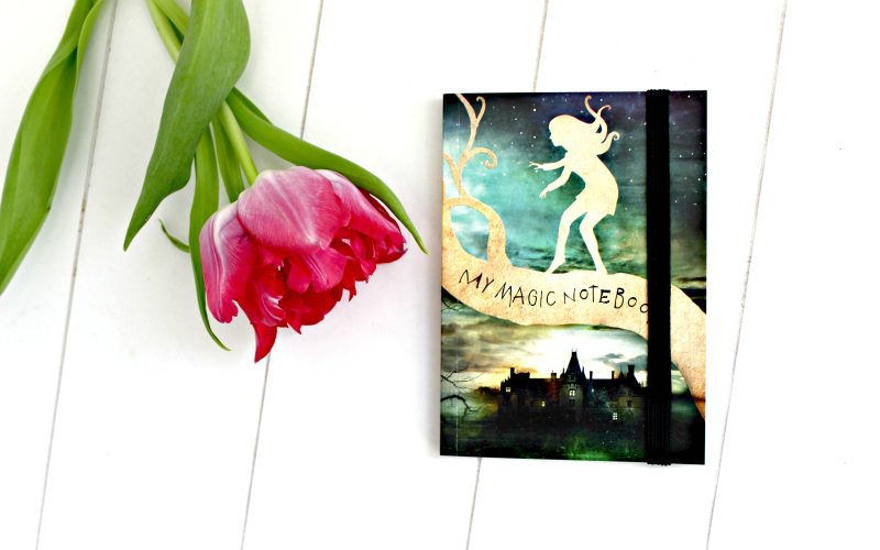 Een magisch notitieboekje