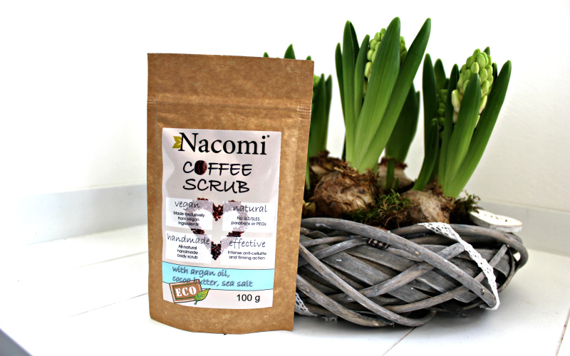 Nacomi - Body Scrub Coffee
