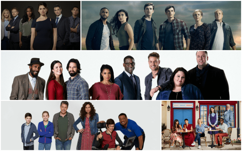 Nieuwe Series - This is Us - Beyond - Conviction - Speechless - The Good Place