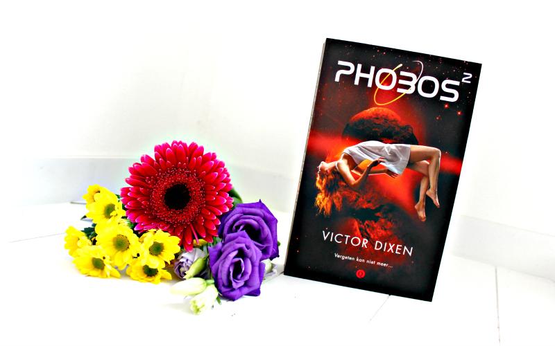 Boekrecensie | Phobos² – Victor Dixen