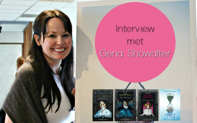Interview met… Gena Showalter