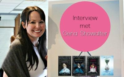 Interview met… Gena Showalter