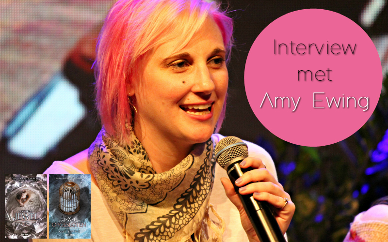 Interview met… Amy Ewing