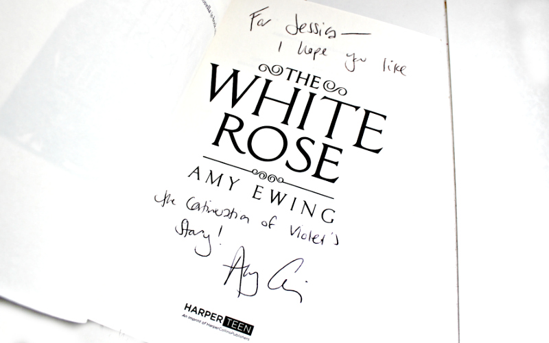 Amy Ewing - The White Rose