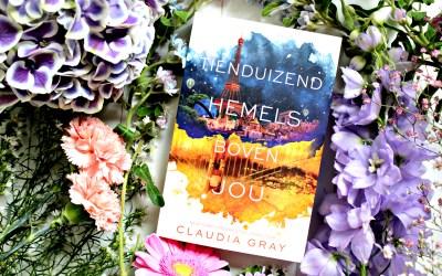 Boekrecensie | Tienduizend Hemels Boven Jou – Claudia Gray