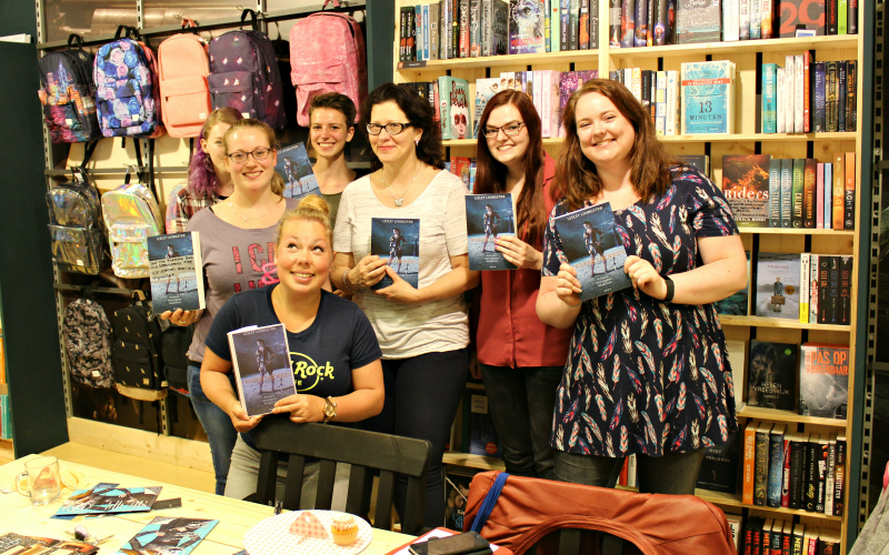 The Awesome Book Club 29 juni op blog