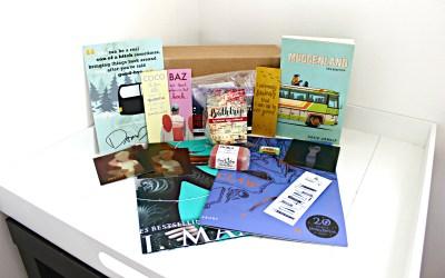 Unboxing | Celebrate Books – Secret Heroes