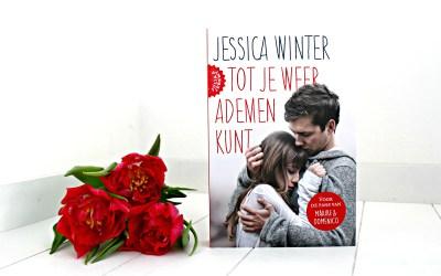 Boekrecensie | Tot je weer ademen kunt – Jessica Winter