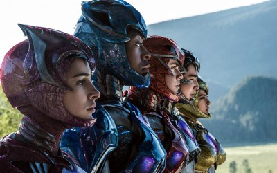Filmrecensie | Power Rangers (2017)