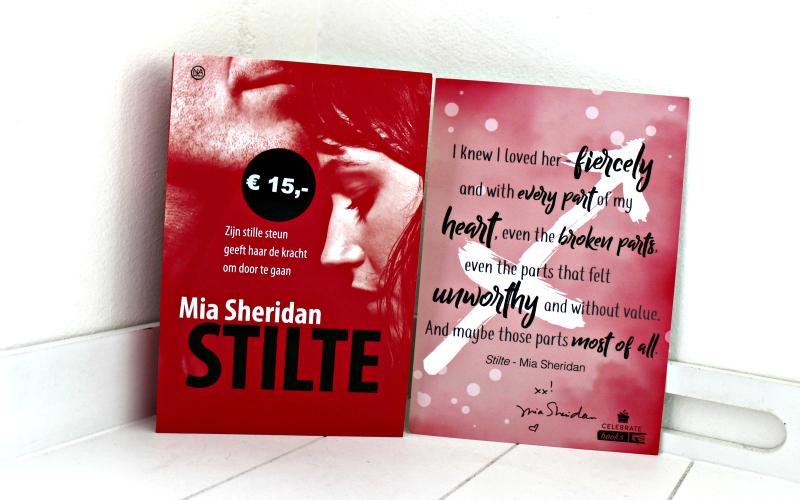 Stilte - Mia Sheridan