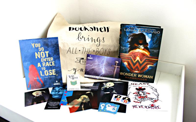Celebrate Books - Girl Power