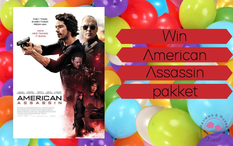 13 Days of Celebration #13 | Win een American Assassin pakket {Afgelopen}
