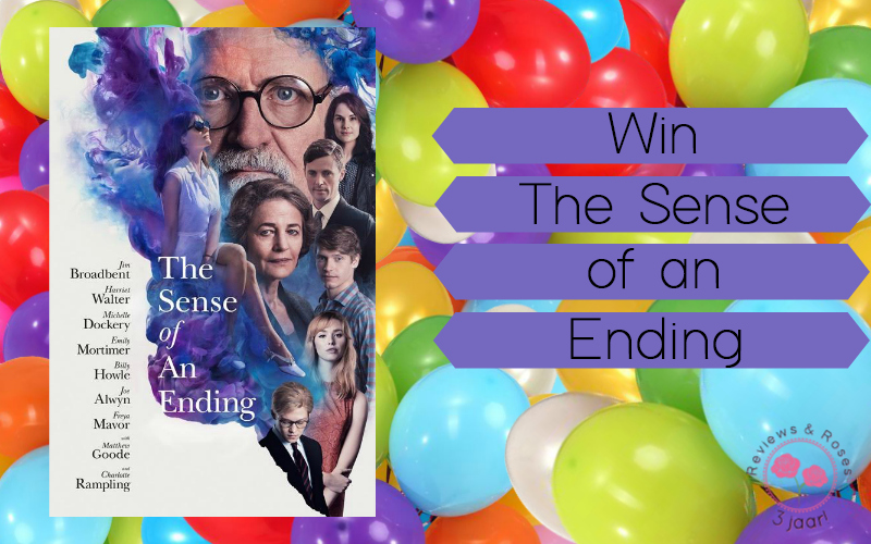 13 Days of Celebration #12 | Win The Sense of an Ending {Afgelopen}