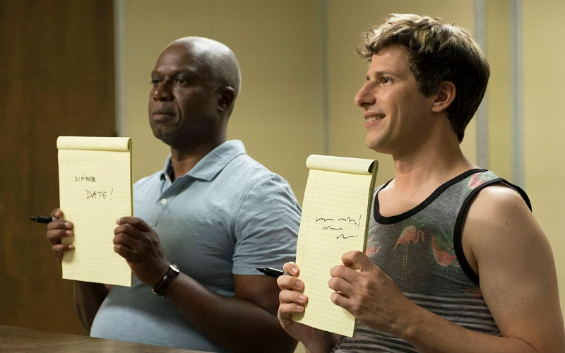 Brooklyn Nine-Nine Seizoen 4 still