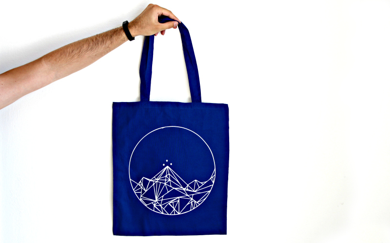 The Night Court totebag