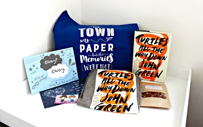 Unboxing   Celebrate Books – John Green Special