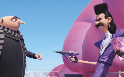 Filmrecensie | Despicable Me 3 (2017, blu-ray)