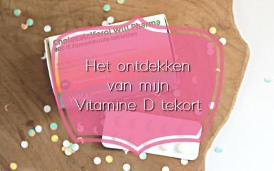 De impact van een Vitamine D tekort