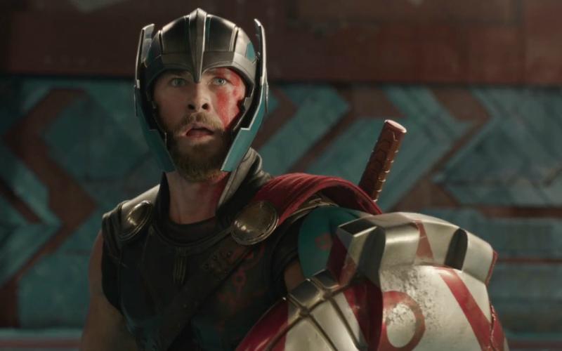 Thor Ragnarok still