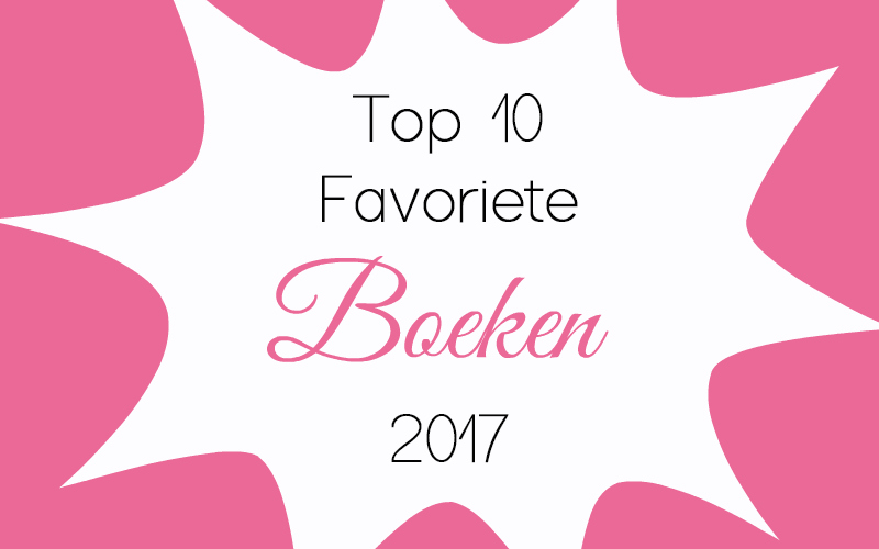Top 10 favoriete boeken uit 2017