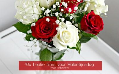 10x Leuke films voor Valentijnsdag (voor iedereen!)