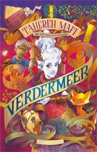 Boekrecensie | Verdermeer – Tahereh Mafi