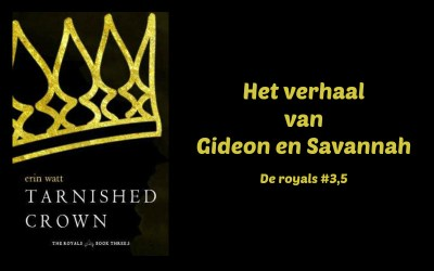 Boekrecensie | Tarnished Crown – Erin Watt