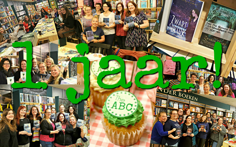The Awesome Book Club bestaat 1 jaar!