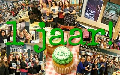 The Awesome Book Club bestaat 1 jaar!