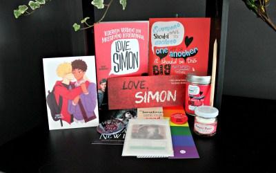 Unboxing   Celebrate Books – Love, Simon Special