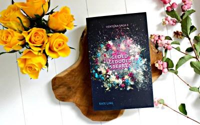 Boekrecensie | De Gloed van Gedoofde Sterren – Kate Ling